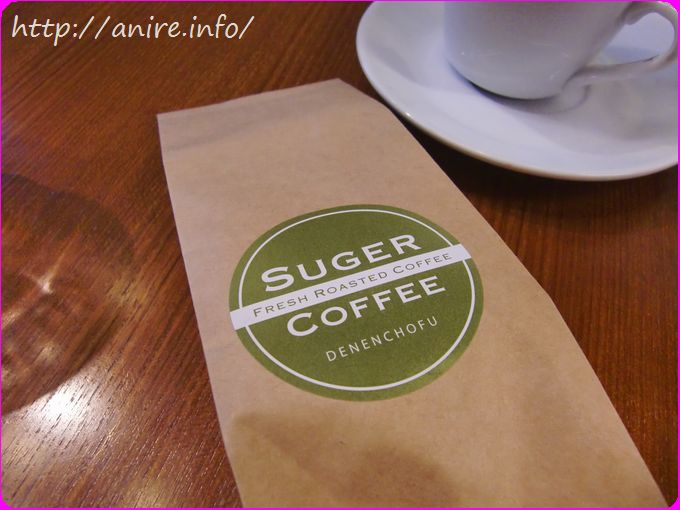 田園調布スジェールコーヒー豆販売
