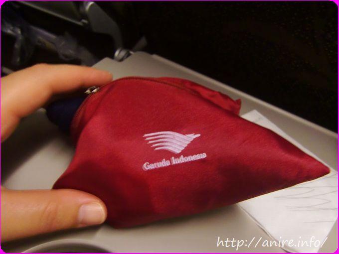ガルーダのアイマスク耳栓キット