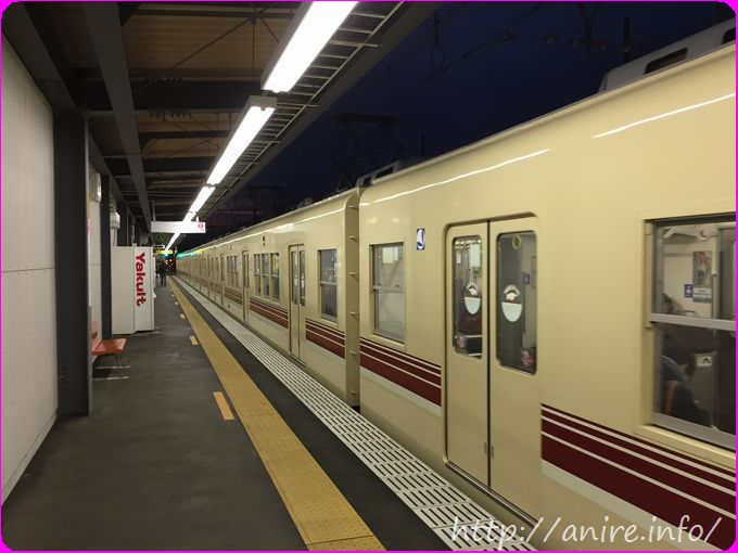 千葉県の新京成