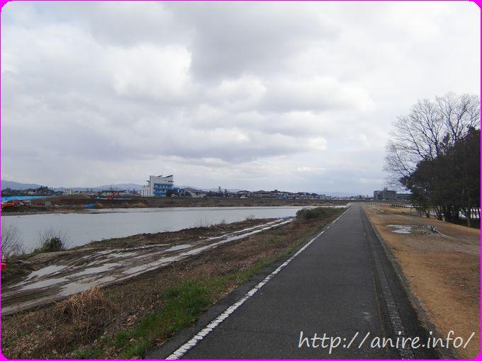 嵐山サイクリングコース