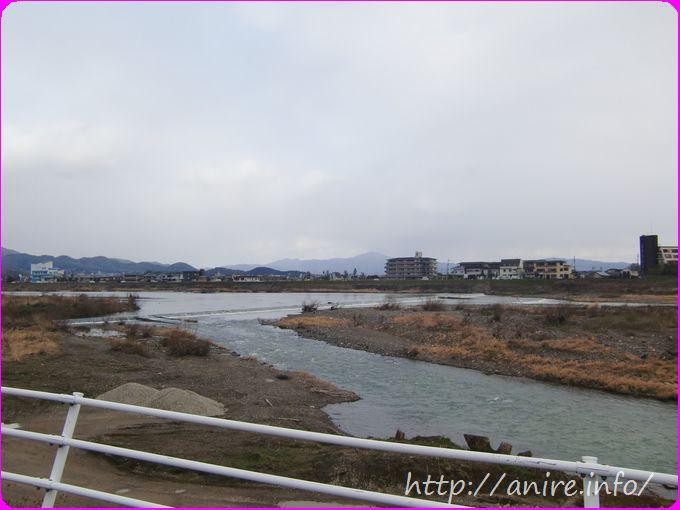 嵐山・桂川沿いサイクリング
