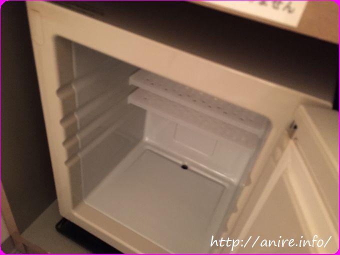 ホテルボストンインの冷蔵庫