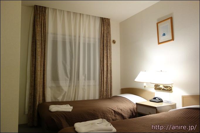 ホテルボストンインツインルーム2