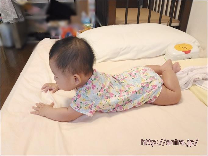 生後6ヶ月女の子