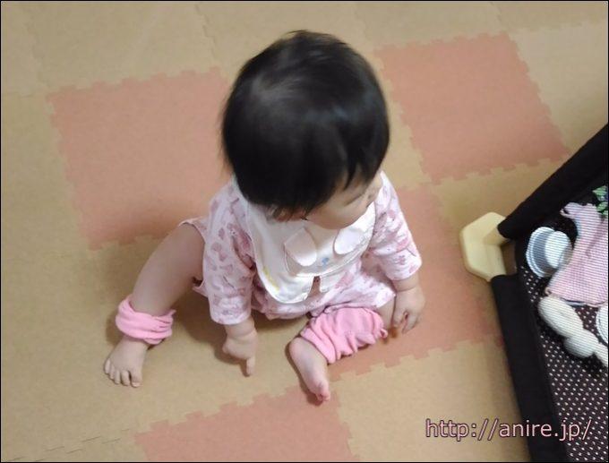 赤ちゃん10ヶ月