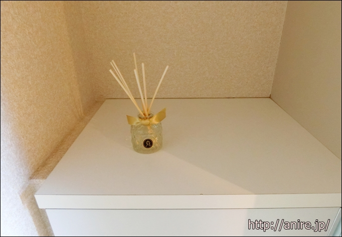 空室香り対策