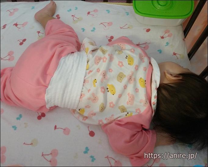 赤ちゃんインフル