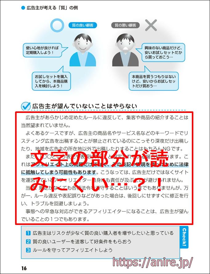 横書き本Kindle