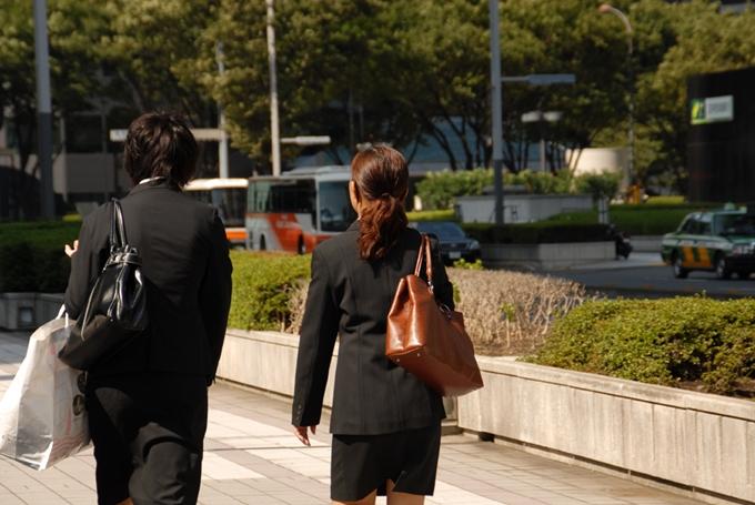 営業職女性